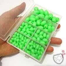 Leuchtperlen Sortiment | 280 Stück | selbstleuchtend inkl. Hartplastikbox