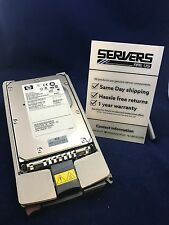 HP 412751-016 411089-B22 300GB 15K SCSI U320 3.5 INTERNO HDD