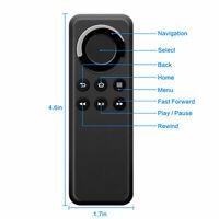 Used Original Remote Control for Amazon Fire Stick TV Streamin Player Box CV98LM