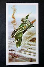 Messerschmitt 163 Komet       Illustrated  Card  VGC