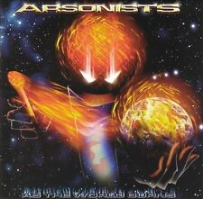 As the World Burns [PA] by Arsonists (CD, Aug-1999, Matador (record label))