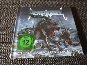 Death Angel - The Dream Calls For Blood - 2013 CD+DVD digibook - thrash metal