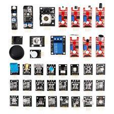 37Pcs/set Sensor Modules Kits Electronic Components for Arduino & MCU Education#