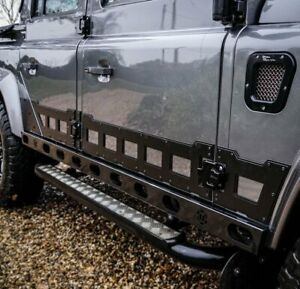 Land Rover Defender 110 Twin Layered Body Armour  - Uproar 4x4