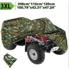 LWKDDT XXXL Camo Waterproof ATV Quad Bike Cover For Yamaha Raptor 700 YFM700R