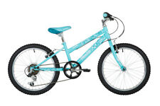 "Freespirit Trouble 20"" Girls Mountain Bike Turquoise"