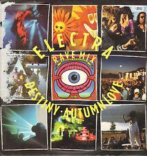 ELECTRA - Destiny / Autumne Love - 1989 FFRR Uk - FX 121