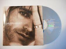 DAVID CHARVET : JE TE DEDIE ( LES LARMES AUX YEUX ) [ CD SINGLE PORT GRATUIT ]