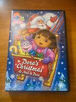 Dora the Explorer - Doras Christmas (DVD, 2009, Canadian French) ...216