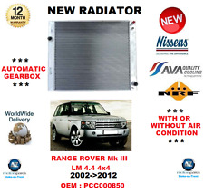 FOR LAND ROVER RANGE ROVER Mk III PCC000850 2002->2012 NEW RADIATOR OE QUALITY