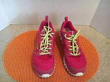 Ladies Pink Reebok Tennis Shoes 8 1/2