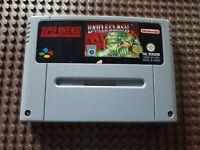 Super Nintendo Spiel Modul Battle Clash SNES PAL N147