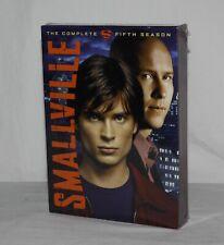 Smallville Season 5 - Region 1 DVD Box Set sealed