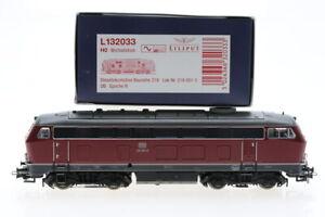 H0 Liliput L132033 DB 219 001-5 Diesellok digital AC OVP/J20