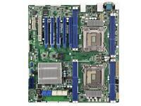EP2C602 - ASROCK MAINBOARD SSI EEB DUAL SOCKET R LGA2011 8xDIMM DDR3 MAX 256GB 1