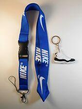 One Nike lanyard with one Jordan shoe keychain. New! NCAA NBA NFL MLB Sports