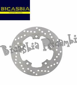 12734 - Brake Disc Rear Sym 250 GTS - 125 200 HD Evo - HD2