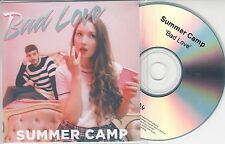 SUMMER CAMP Bad Love 2015 UK 11-track promo test CD