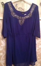 Ladies Tunic/Dress Size Uk 20