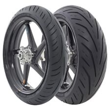Motorcycle Tyres Avon Storm 3D X-M 120/70/ZR17 & 190/55/ZR17 XM Pair Deal *NEW*
