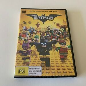 The LEGO Batman Movie (DVD, 2017) New and sealed