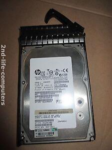 HP HUS156045VLF400 450GB 15K RPM Dual Port FC DISK HARD DRIVE FROM: HP AG638A