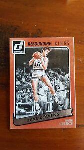 2015-16 Panini Donruss Rebounding Kings #17 Dave Cowens - Boston Celtics