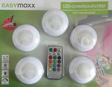 Easymaxx LED-Unterbaulichter 6 teilig mit Farbwechsel Neu