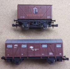 N Gauge - 2 x Lima Wagons
