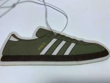 Adidas  Green Dublin car air freshener, Sneakers, Trainers, Ice scent , FREEPOST