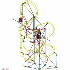 Roller Coaster Building Set Wild Thrill Rides Motorized Educational 305 Pcs New