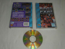 BOXED SEGA CD VIDEO GAME WWF RAGE CAGE COMPLETE W CASE & MANUAL ARENA