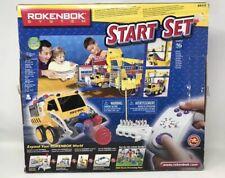 Rokenbok Start Set 34111 Radio Control RC Loader Construction System/free Ship