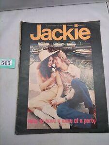 Nov 1970 Jackie Magazine