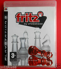 videogiochi playstation 3 fritz chess scacchi échecs schach video games ps3 ps 3