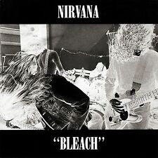 Nirvana - Bleach SEALED NEW LP w/ download card! Sub Pop remastered debut