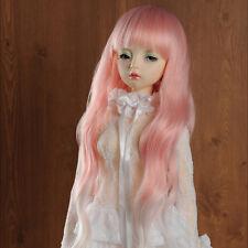 "[Dollmore]  1/3BJD OOAK Supplier SD wig  (8-9)""  Junsa ST Wig (Pink)"