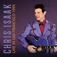 CHRIS ISAAK - LIVE IN SAN FRANCISCO 1995   CD NEW+