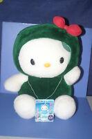 "SANRIO Hello Kitty Marimo Big Plush Doll HOKKAIDO JAPAN ONLY 9.6"""