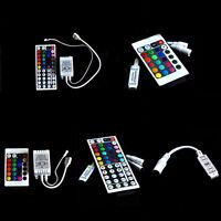 3/10/24/44 Keys mini télécommande IR pour 3528 5050 RGB LED Strip Light