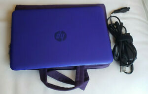 HP Stream 13.3-Inch HD Laptop-Intel Dual-Core N3050 up to 2.16Ghz Violet Purple
