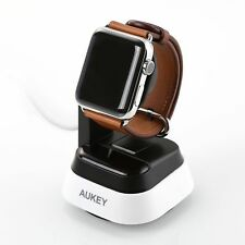 10 x AUKEY C37 Apple Watch Stand Charging Dock with Suction Cup for 38mm&42mm