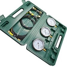 New listing Clearance price!Hydraulic test kit,12 Test Couplings Test Tools for Excavator