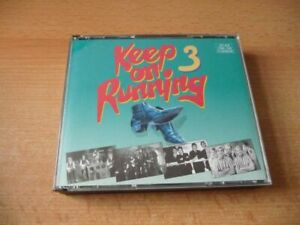 Doppel CD Keep on Running 3: The Equals Tremeloes Animals Byrds Searchers Kinks