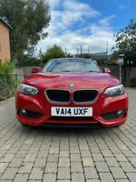 2014 BMW 2 Series 2.0 218D SPORT 2d 141 BHP Coupe Diesel Manual