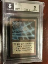 MTG Alpha Soul Net BGS Graded 9 Mint