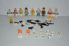 Lego Star Wars lot de personnages