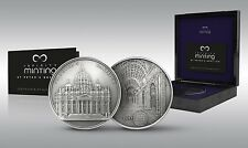 2000 FRANCS 2016 Bénin-Infinity Minting-St Peters Basilica Mauquoy