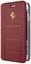 Étuis, housses et coques rouge Ferrari iPhone 6s pour téléphone mobile et assistant personnel (PDA)