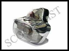 Vespa Acorn Clear Rear Back Tail Light Lamp Vbb Vba Super Sprint GS GL SS 150